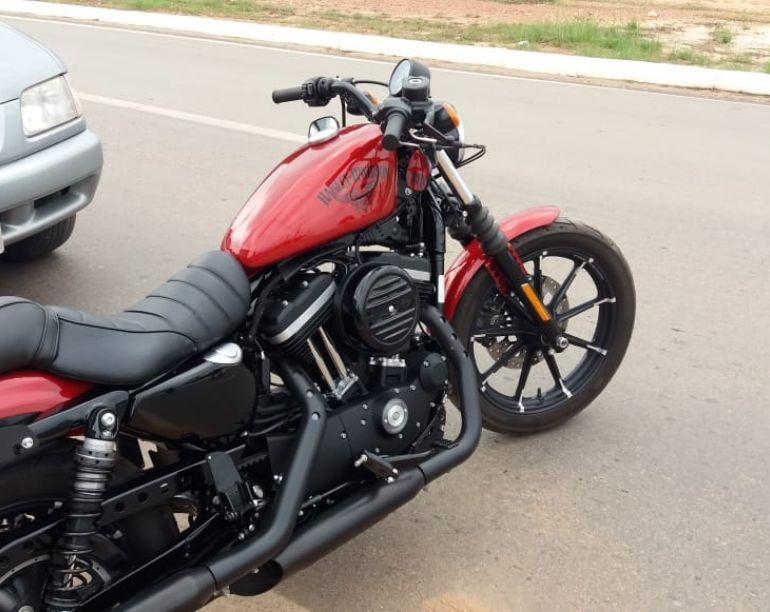 Harley-Davidson Sportster 883 Iron - Foto #6