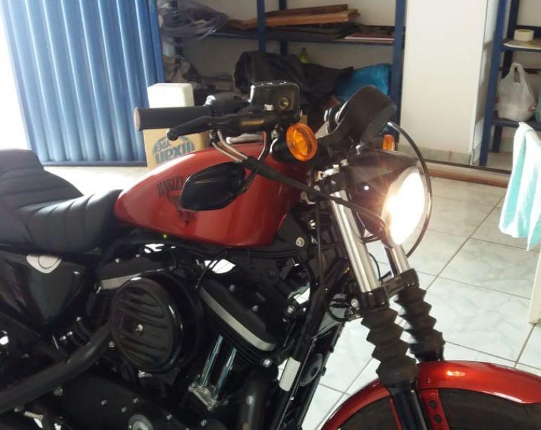 Harley-Davidson Sportster 883 Iron - Foto #8