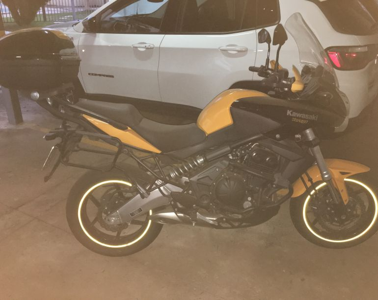 Kawasaki Versys 650 - Foto #3