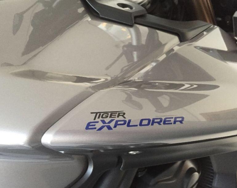 Triumph Tiger Explorer XCA (ABS) - Foto #3