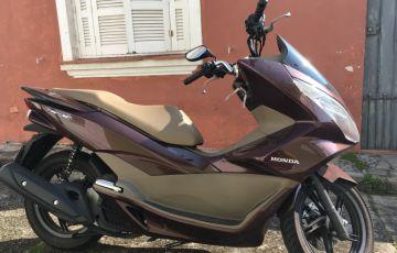 Honda Pcx 150 DLX - Foto #4