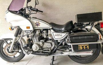 Kawasaki Z 1000 - Foto #4