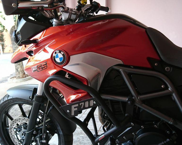 BMW F 700 GS - Foto #1