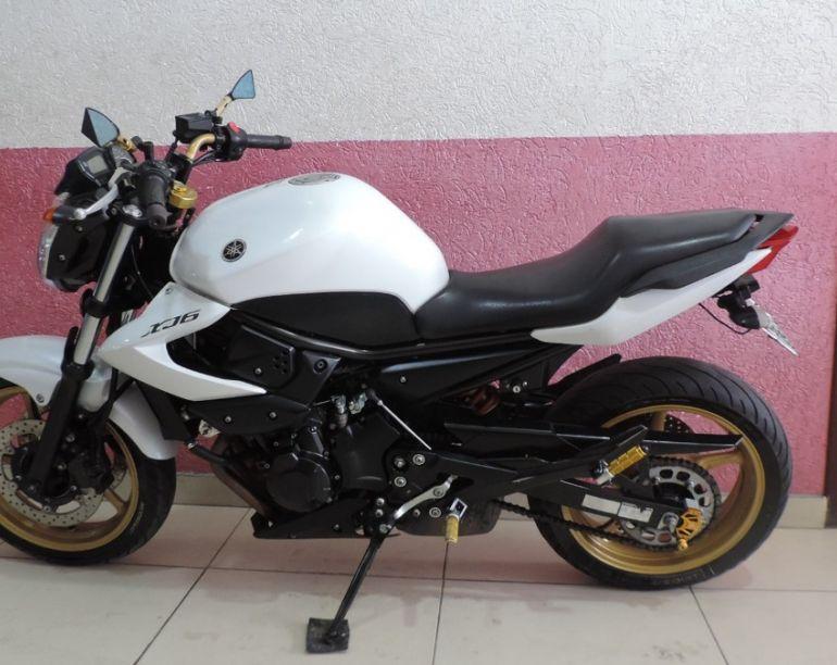 Yamaha XJ6 N 600 - Foto #3
