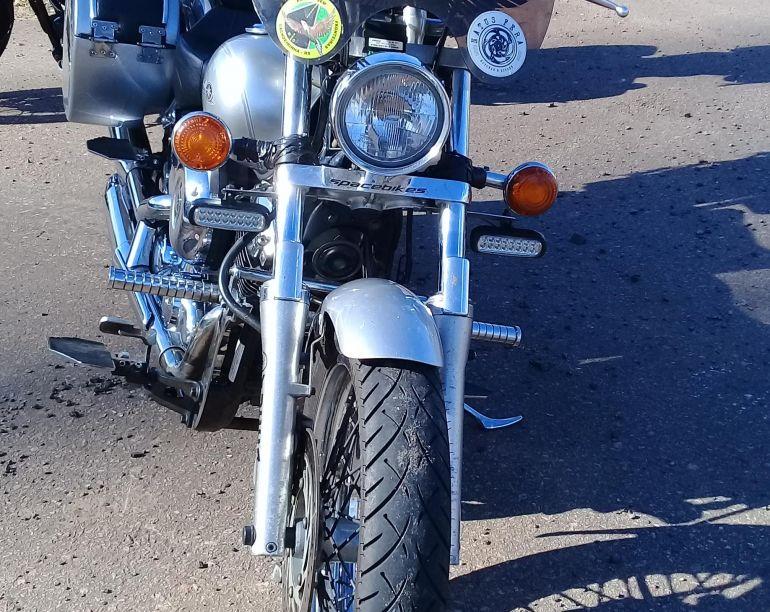 Yamaha Drag Star 650 - Foto #4