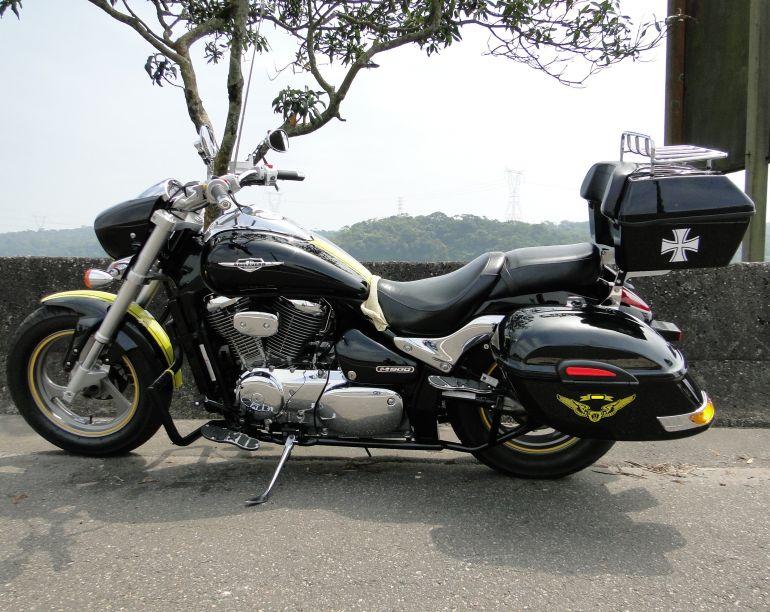 Suzuki Boulevard M800 - Foto #9