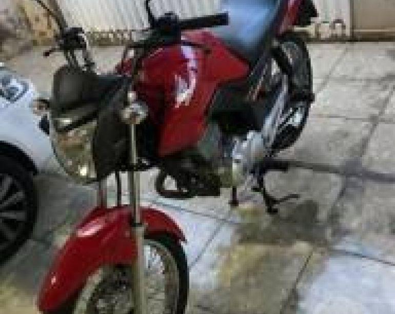 Honda Cg 150 Fan ESDi - Foto #6