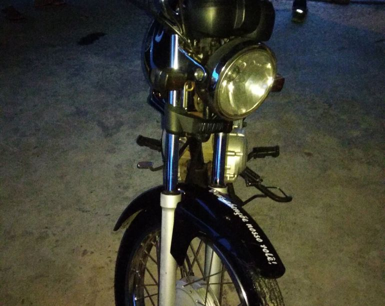 Yamaha Ybr 125 K - Foto #4