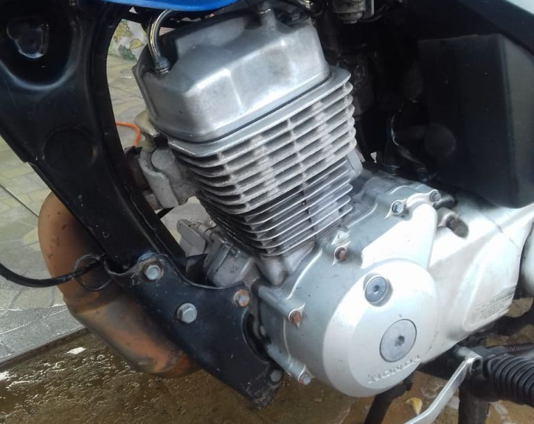 Honda Cg 125 Cargo - Foto #8