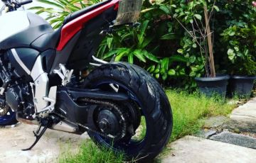 Honda Cb 1000R (ABS) - Foto #4