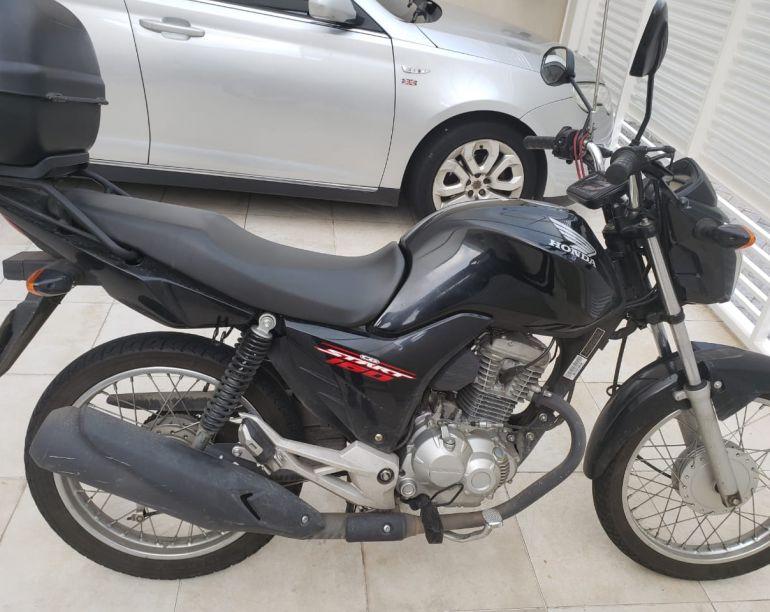 Honda Cg 160 Start - Foto #5