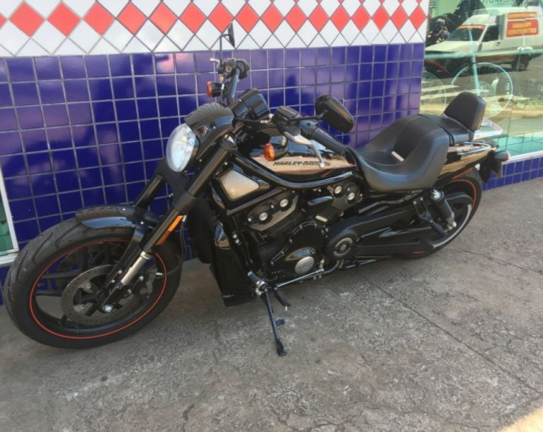 Harley-Davidson Vrsc V Rod - Foto #3