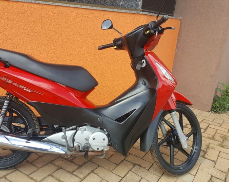 Honda Biz 125 KS - Foto #7