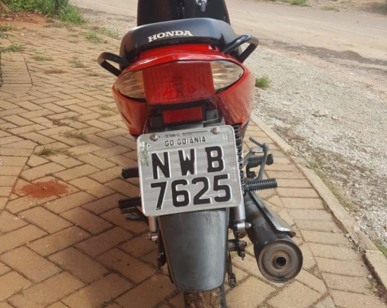 Honda Biz 125 KS - Foto #8