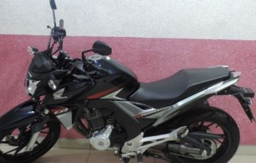 Honda Twister (STD)