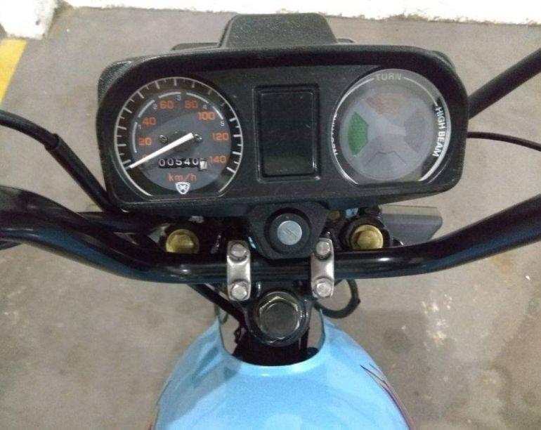 Honda Cg 125 - Foto #5