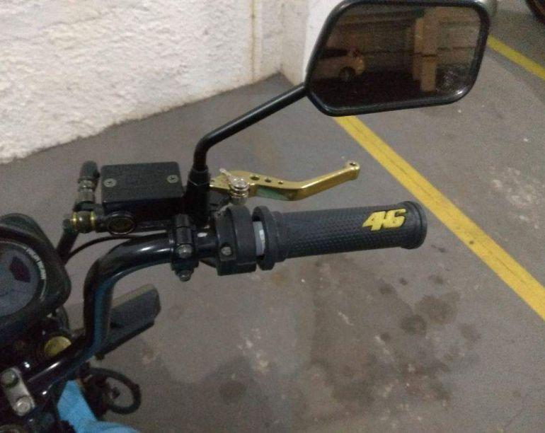 Honda Cg 125 - Foto #7