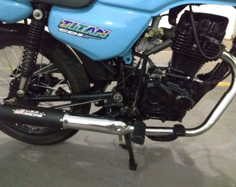 Honda Cg 125 - Foto #8