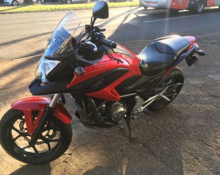 Honda Nc 700X (ABS) - Foto #1