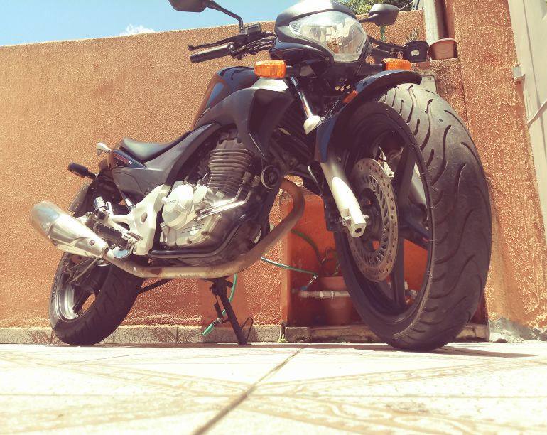 Honda Cb 300R - Foto #4