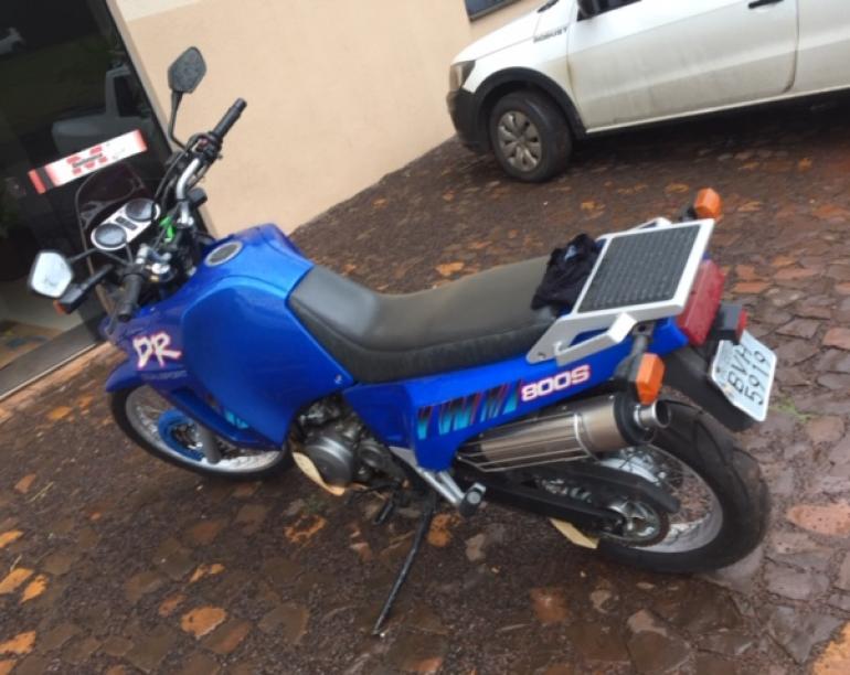 Suzuki DR 800 S - Foto #3