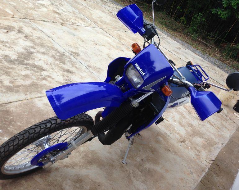 Yamaha Dt 200 R - Foto #3