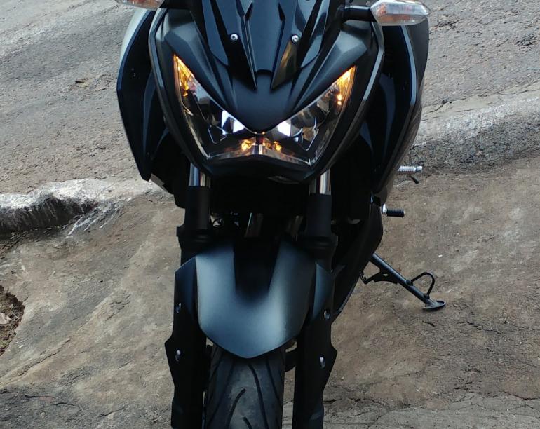 Kawasaki Z 300 - Foto #2