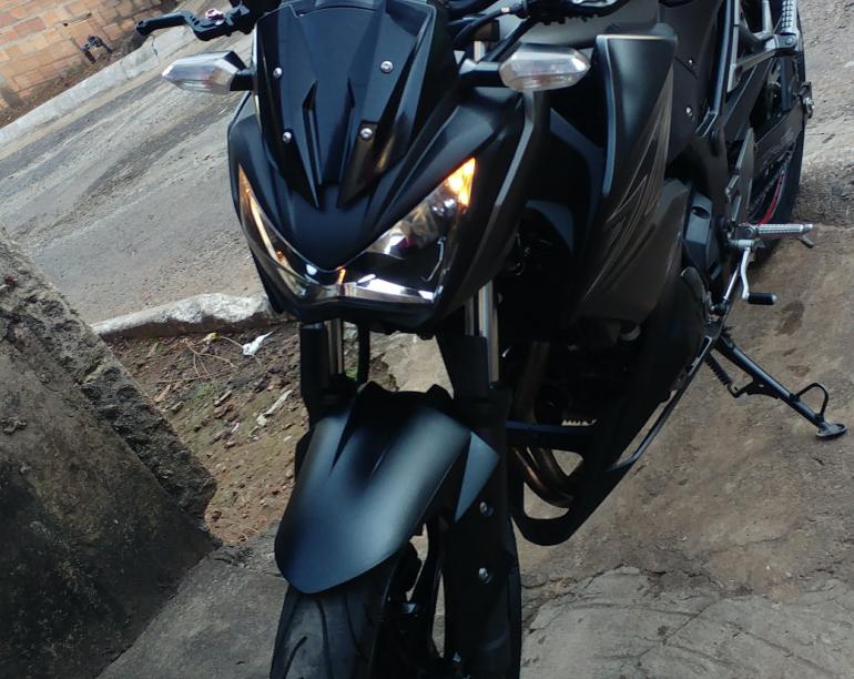 Kawasaki Z 300 - Foto #4