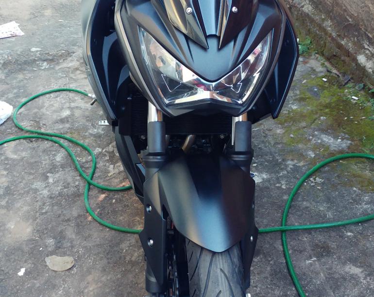 Kawasaki Z 300 - Foto #6