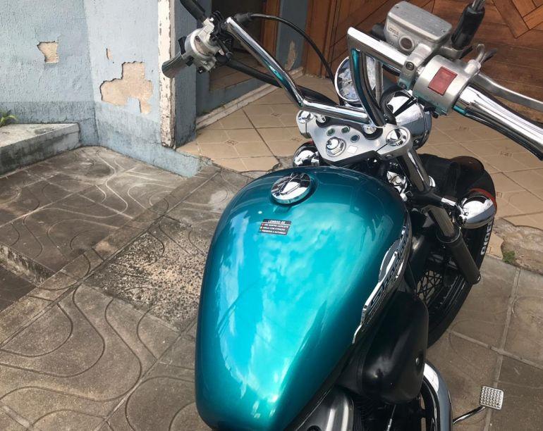 Honda VT 600 C Shadow - Foto #6