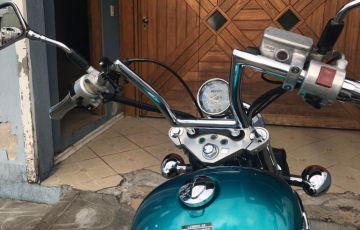 Honda VT 600 C Shadow - Foto #8