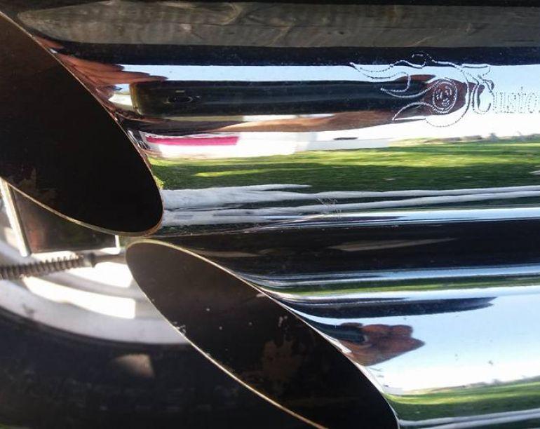 Honda Magna 750 - Foto #2