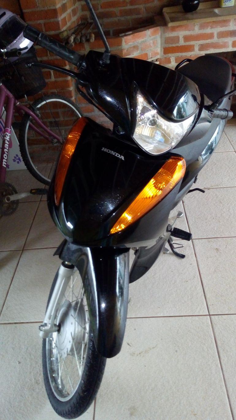 Honda Biz 100 KS - Foto #1