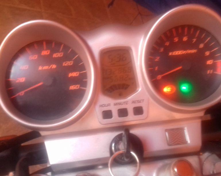 Honda Cbx 250 Twister - Foto #4