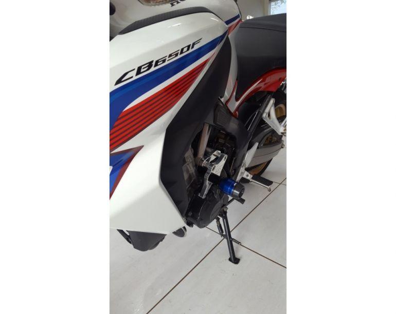 Honda Cb 650F - Foto #1