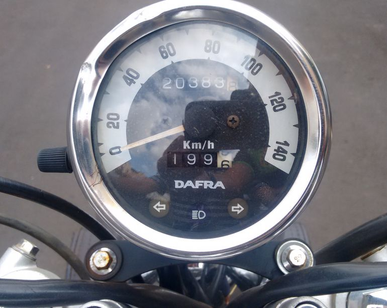 Dafra Kansas (150cc) - Foto #4