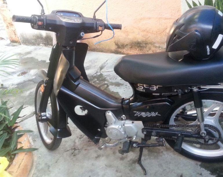 Traxx Star JL 50Q (Ciclomotor) - Foto #1