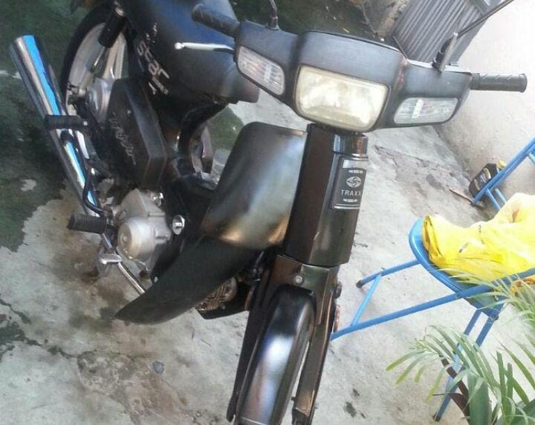 Traxx Star JL 50Q (Ciclomotor) - Foto #2