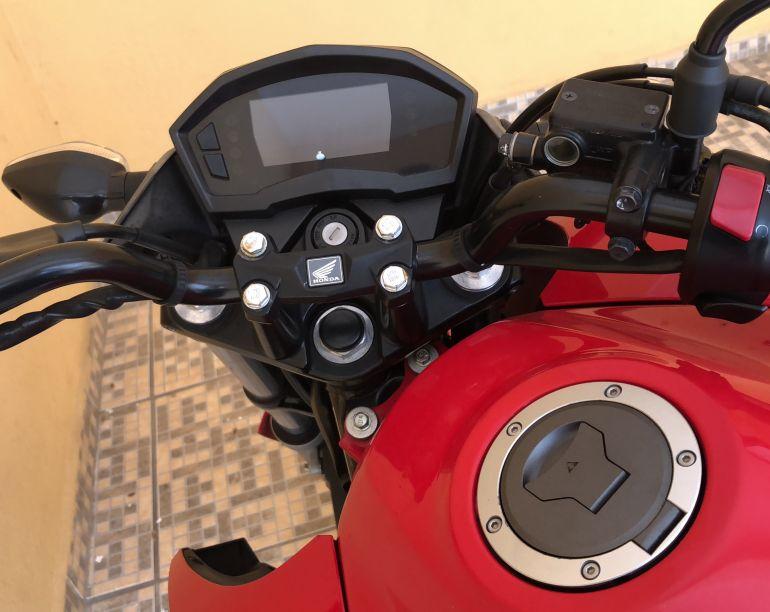 Honda Twister (ABS) - Foto #1