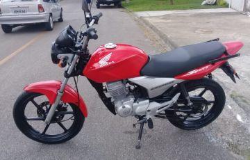 Honda Cg 150 Sport - Foto #1