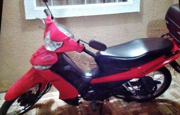 Yamaha Crypton 115 K