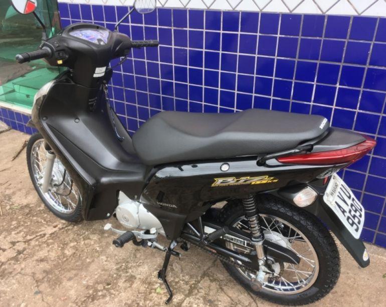 Honda Biz 125 KS - Foto #4
