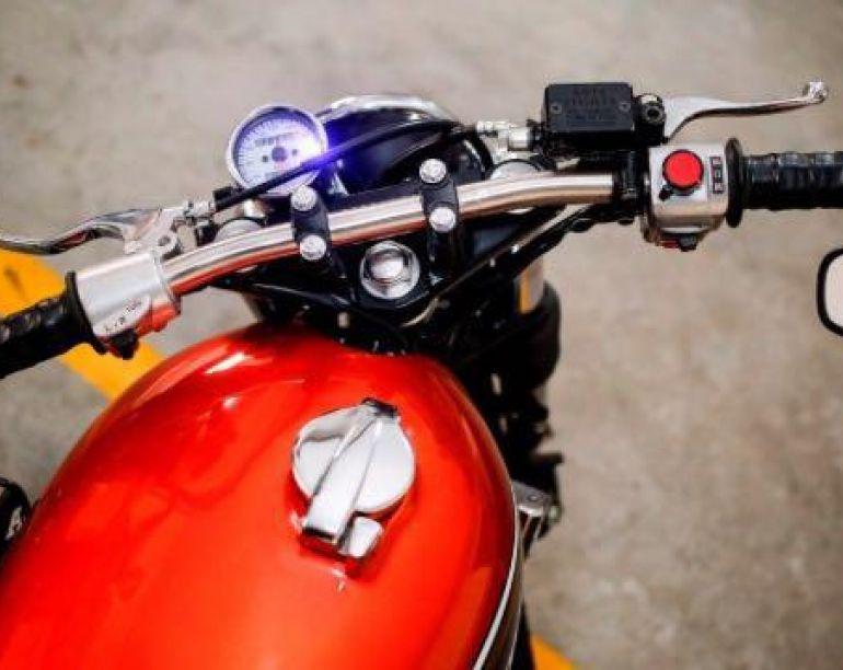 Honda Cb 450 - Foto #5