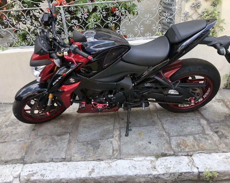 Suzuki Gsx S 1000A - Foto #6