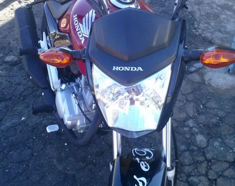 Honda Cg 150 Start Blueflex - Foto #1