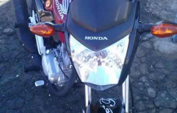 Honda Cg 150 Start Blueflex
