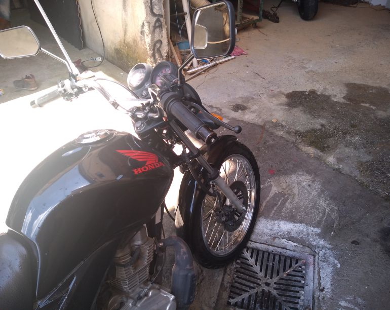 Honda Cg 125 Fan ES - Foto #7
