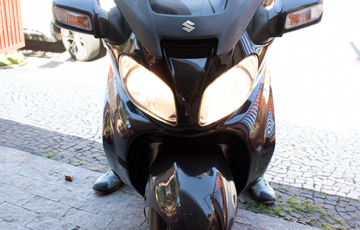 Suzuki Burgman 650 Executive - Foto #3