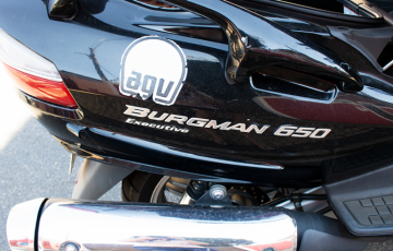 Suzuki Burgman 650 Executive - Foto #4