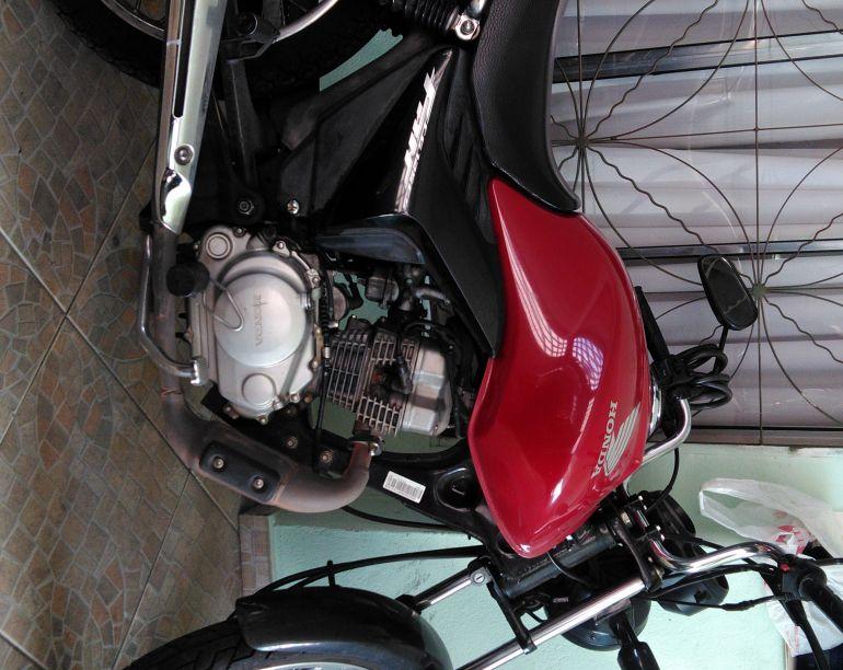 Honda Cg 125 Fan ES - Foto #2